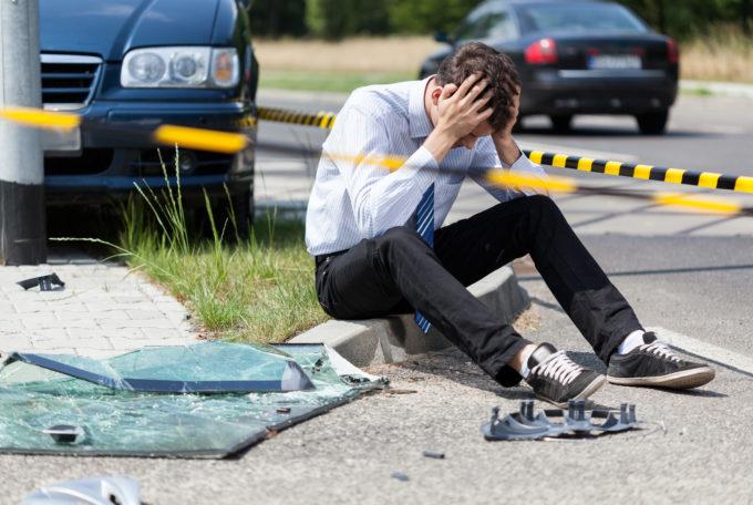 Компенсация после аварии в Польше
