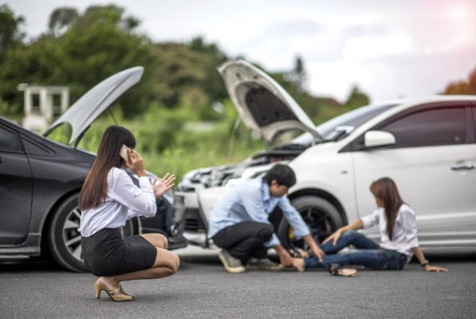 Автомобильная авария в Германии – что делать? Чего не делать?